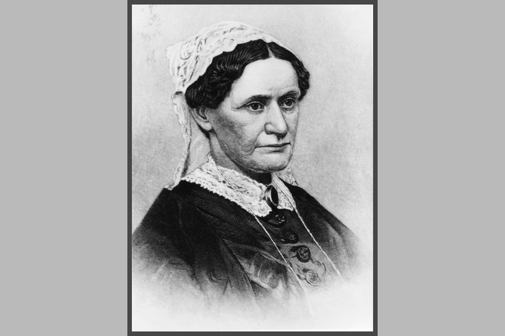First Ladies Picture Gallery: Eliza McCardle Johnson