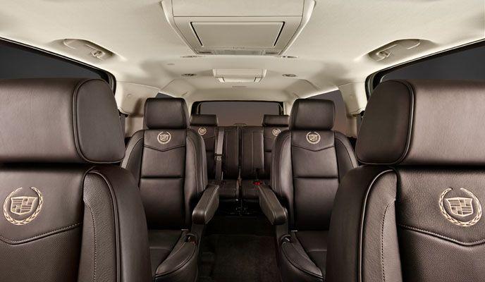 Cadillac Escalade Platinum SUV High Luxury Features