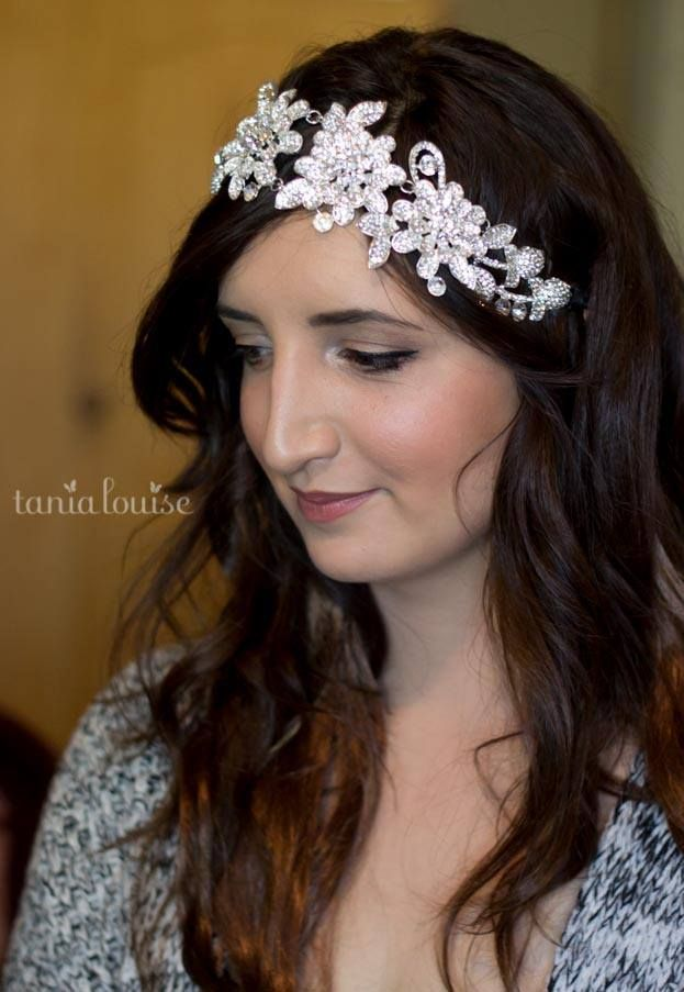 Natural glowing makeup by Tania Louise