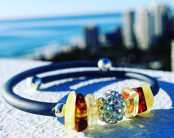 Amber, Baltic Amber Jewellery, Amber Bracelet