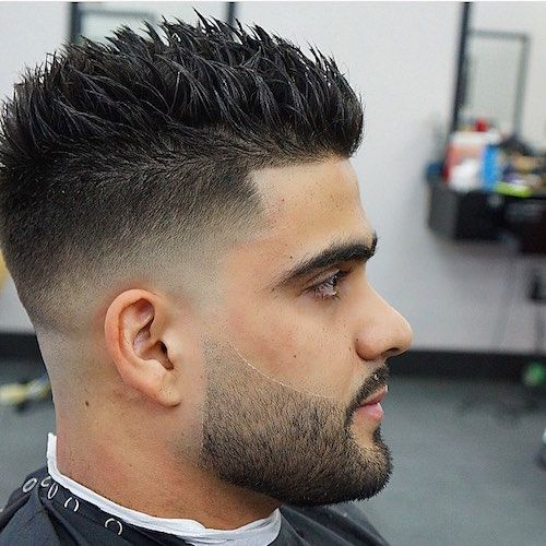 taper haircut styles 37 best images about spiky hair on 9883