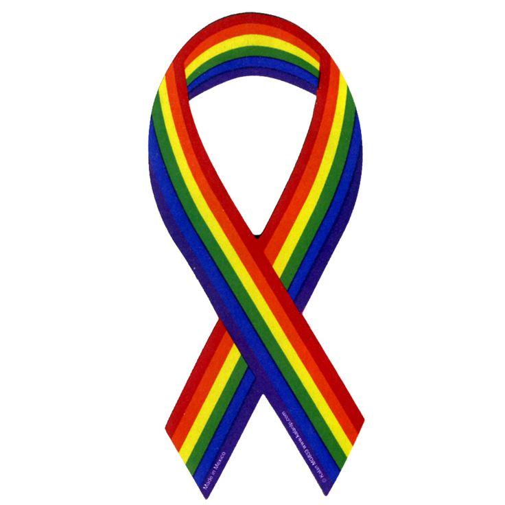 Pride Rainbow Sash Just Married