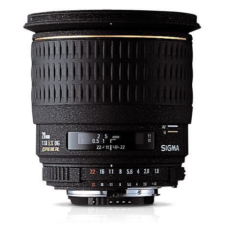 Sigma 28mm F1.8 EX DG ASP Macro Camera Lens Specifications and Reviews
