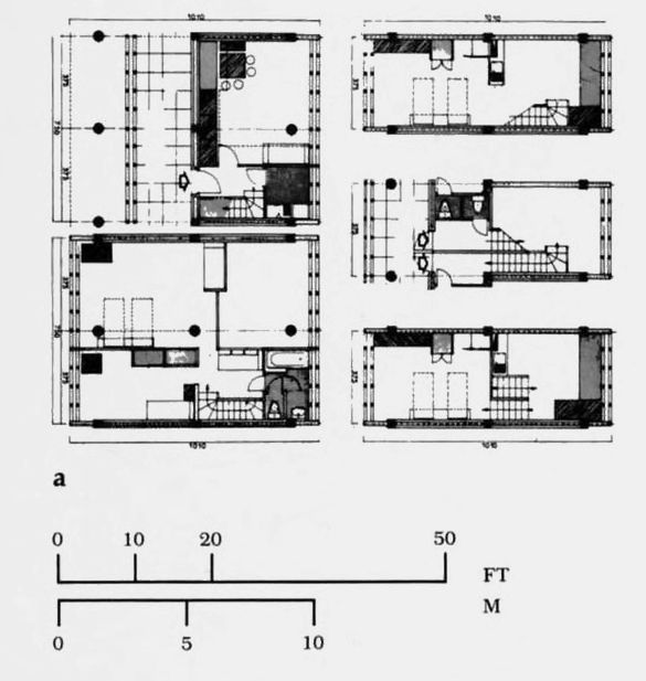 Moisei Ginzburg's constructivist masterpiece: Narkomfin during the 1930s   The Charnel-House