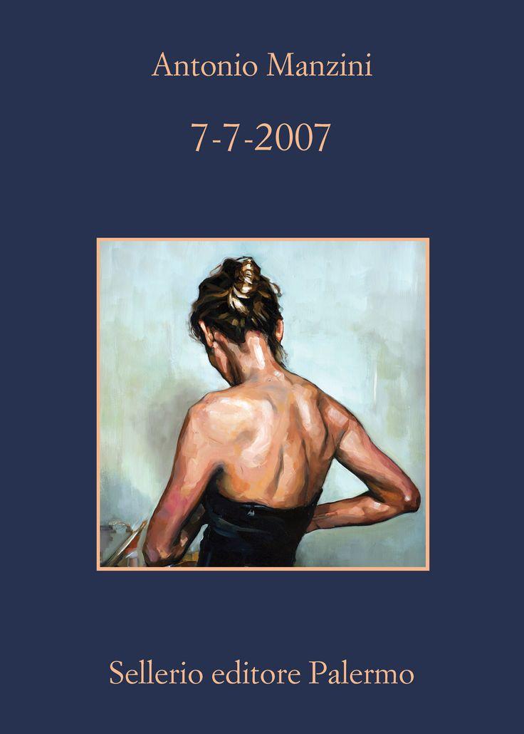 Attesa finita, oggi tutti in libreria per la nuova avventura di Rocco #Schiavone, 7-7-2007 di Antonio #Manzini. E su sellerio.it disponibili le ultime copie autografate. Chi arriva prima?