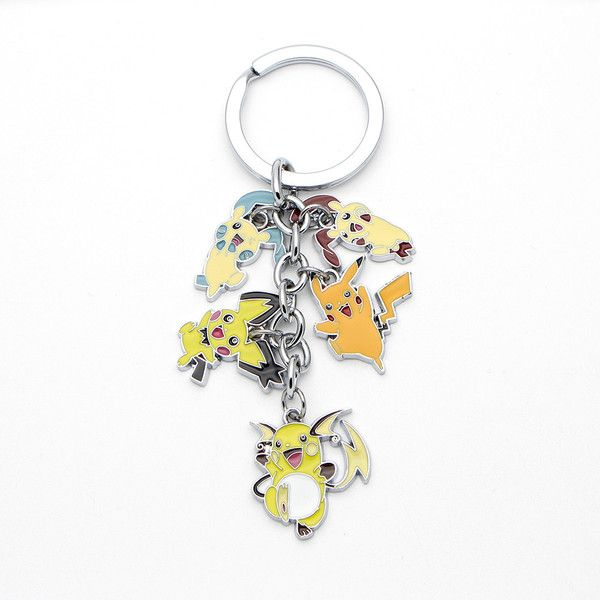 Pokemon Pikachu Evolution Special Edition Keychain. Own it now!