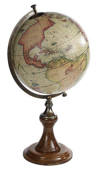 Mercator-Globus/klassisch