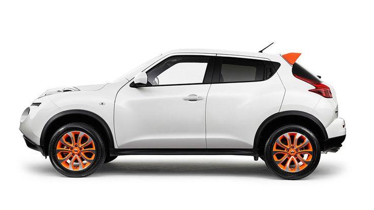 New 64 Plate Nissan Juke Spec Changes
