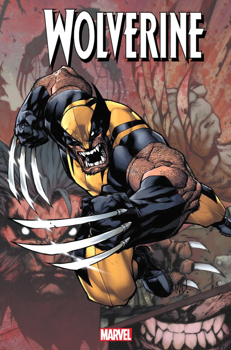 He is the best there is at what he does but what he does isn't very nice. Wolverine battles to keep the feral berserker rage within him in check.