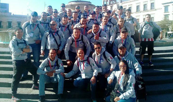 Inicia participación de policías y bomberos en Juegos Latinoamericanos | El Puntero