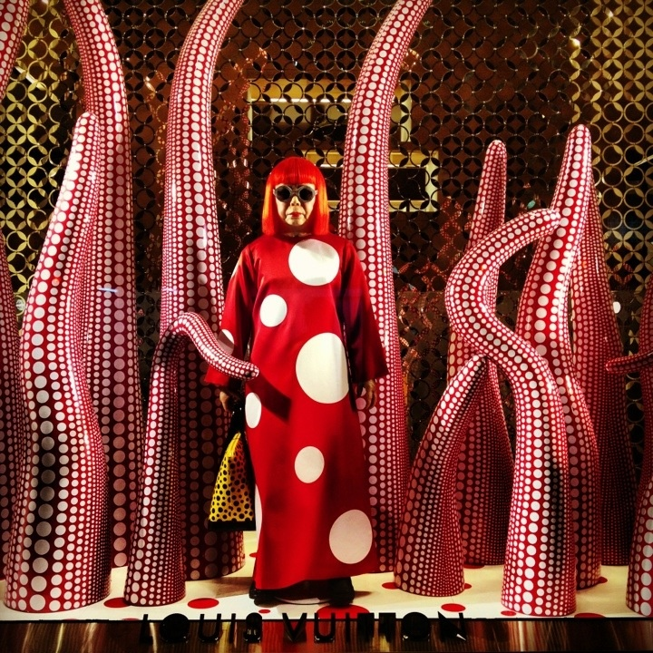 Louis Vuitton, Bond Street, London