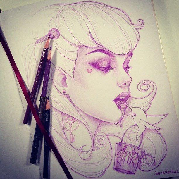 Glenn Arthur | Best illustrators | mejores ilustradores