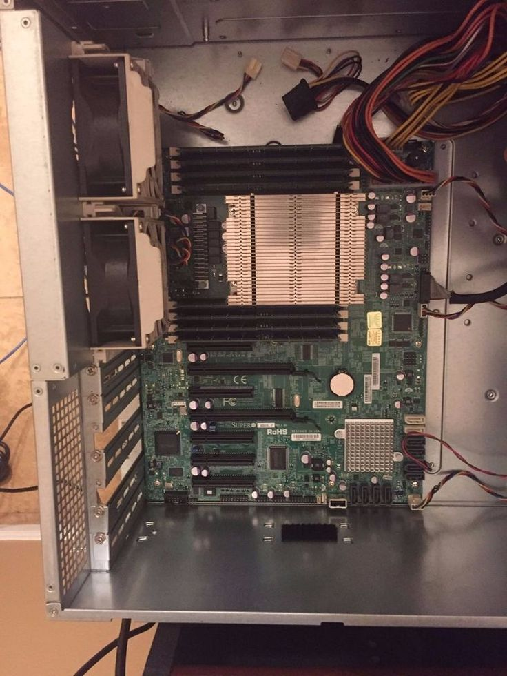 Supermicro X9SRL-F 128GB Crucial Memory and Intel Xeon E5-2670   Computers/Tablets & Networking, Computer Components & Parts, Motherboards   eBay!