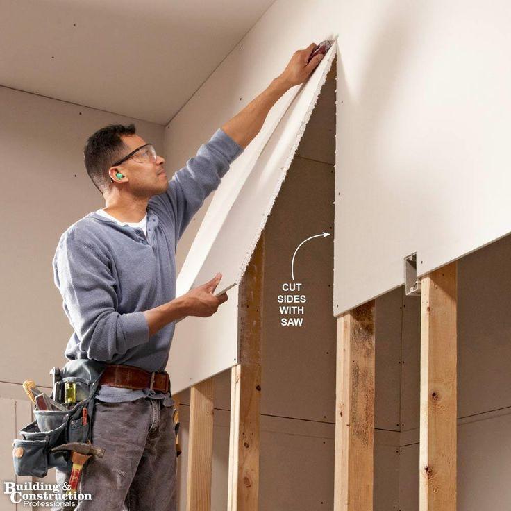 Best 25 Drywall Mud Ideas On Pinterest: Best 25+ How To Hang Drywall Ideas On Pinterest