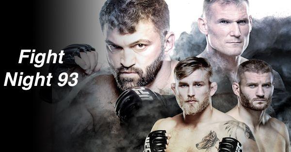 Watch UFC Fight Night 93 3rd September 2016 - Arlovski vs Barnett 9/3/16 –…