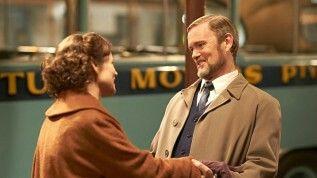 The Doctor Blake Mysteries: Jean Beazley & Dr. Lucien Blake
