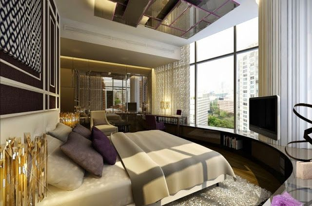 Phòng ngủ căn hộ MB Land Home 3