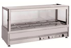 Minox DM62-10 Square Bain Marie - Hot Food Display & Bain Marie - Kitchen & Catering Equipment