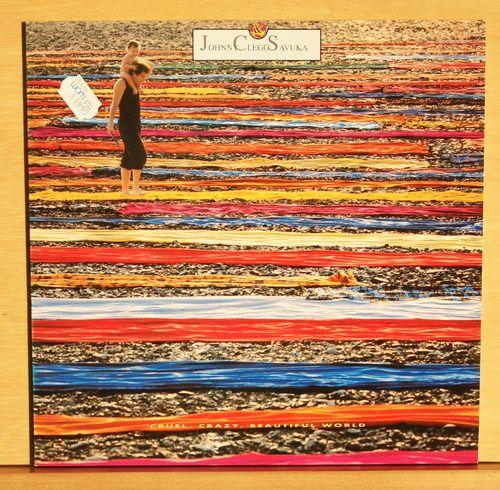 JOHNNY CLEGG & SAVUKA - Cruel, crazy, beautiful World