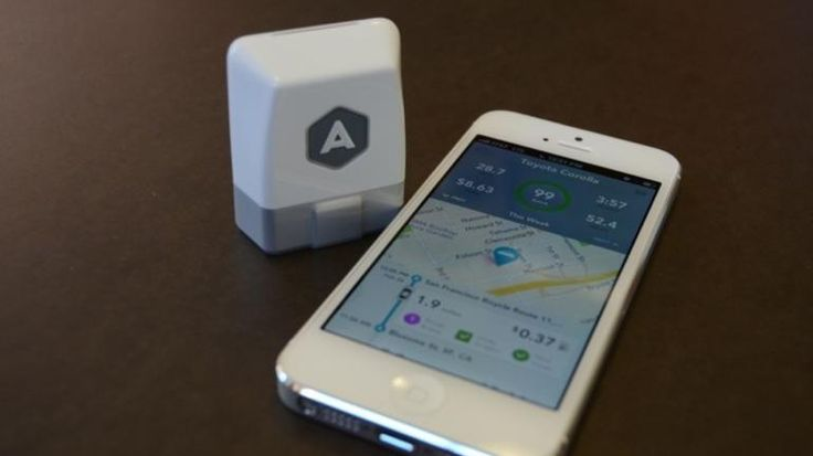 """smart driving assistant"" is extremely simple to set up and use, even for the car-clueless."