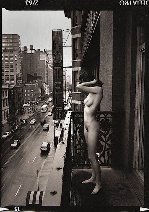 Chelsea Hotel nude