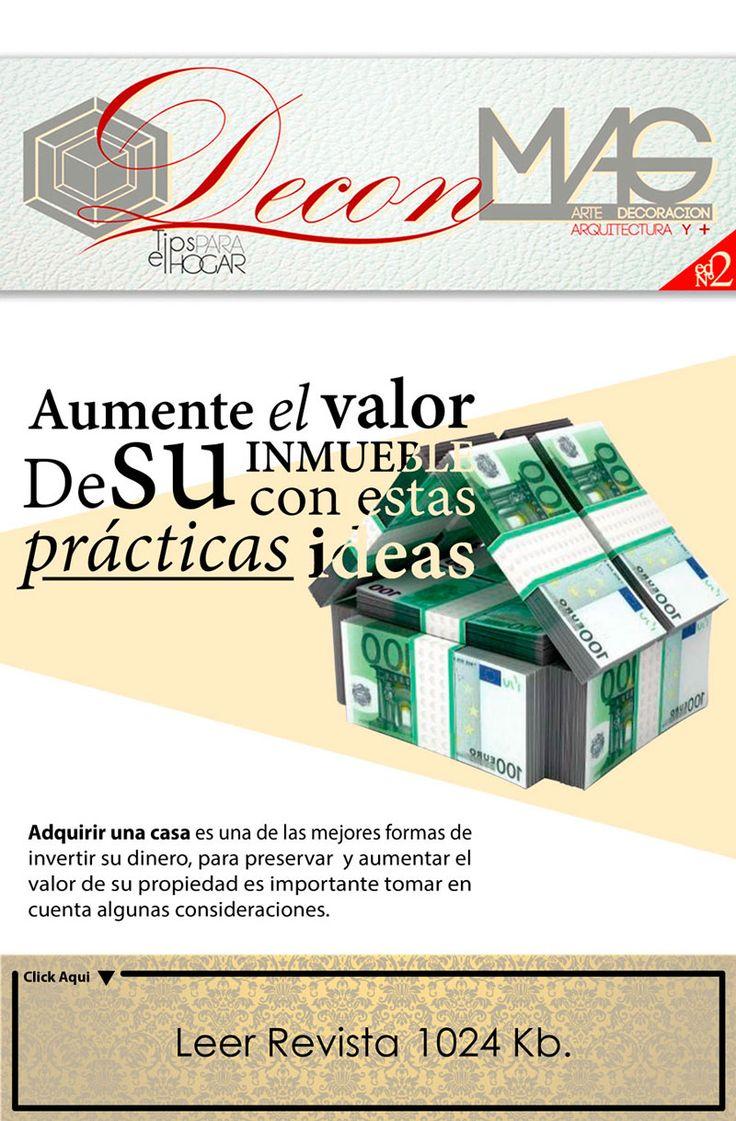 decon mag segunda edicion revista de decoracion consejos para mejorar el valor de with revistas decoracion hogar