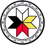 The Micmac Star... Found in their beadwork decorations and baskets.