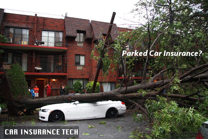 Is There a Need For Parked Vehicles to Have Car Insurance