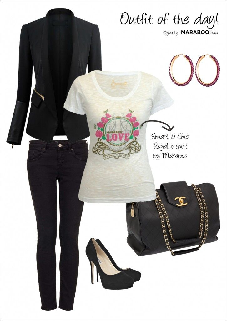 Maraboo-what to wear today, featuring Maraboo Love, Passion for Life t-shirt!