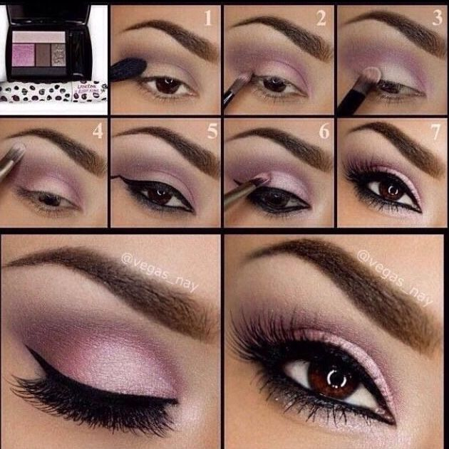 12 Useful Makeup Tutorials for Beautiful Girls