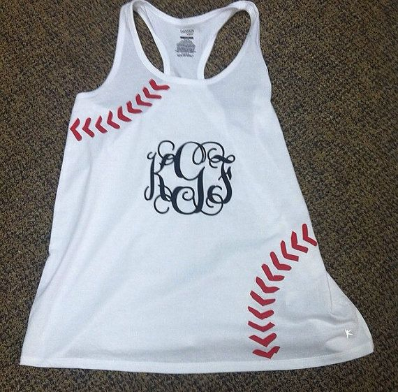 Love this for lil man birthday!!! Baseball monogrammed razor back tee on Etsy, $25.00