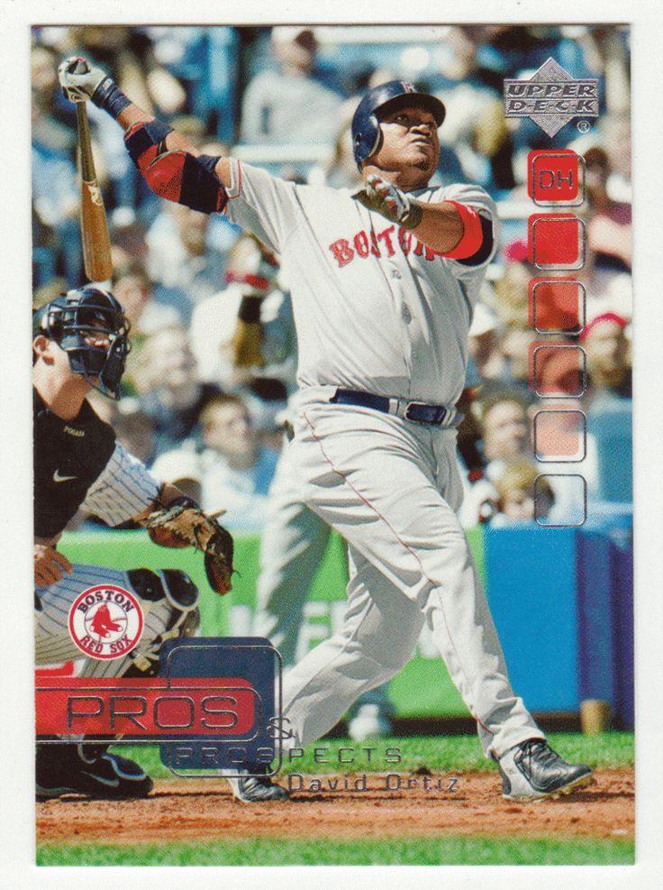 David Ortiz # 25 - 2005 Upper Deck Pros and Prospects Baseball