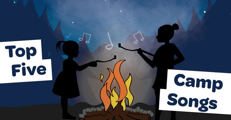 Girl Scout Blog: 5 Camp Songs Every Girl Scout Should Know