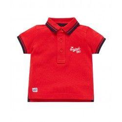 Поло Mothercare детское, цвет - красный 509 - 569 руб.