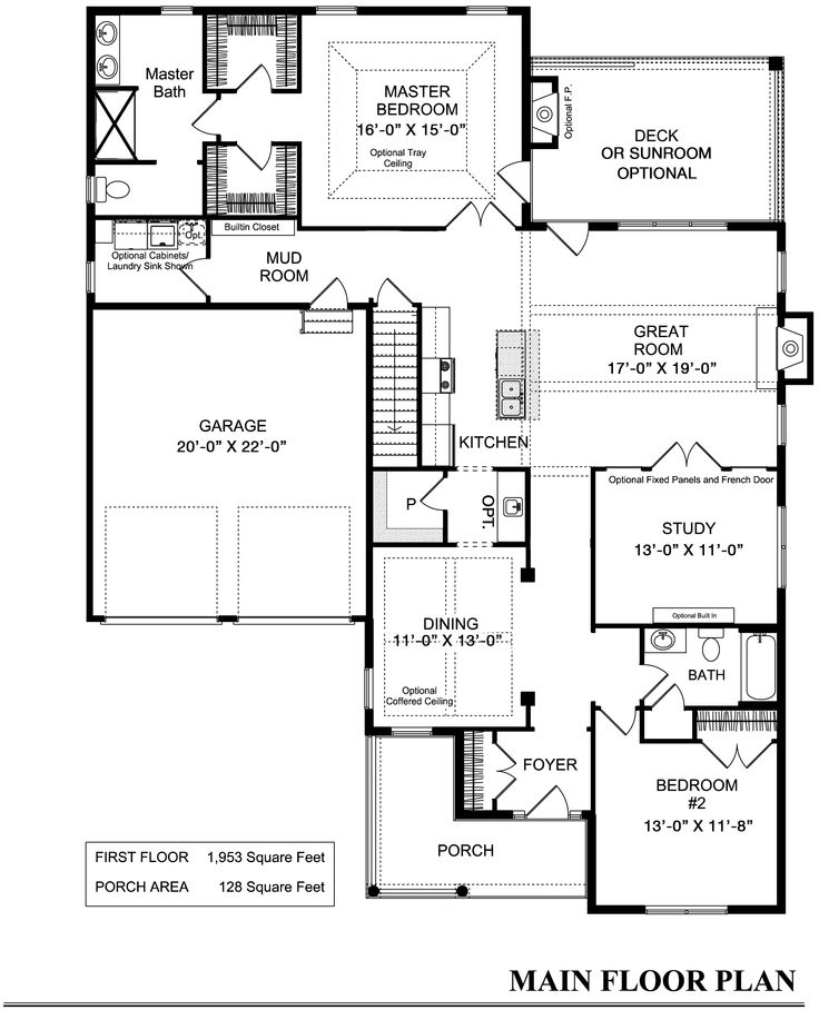 17 best images about 1 500 2 000 sq ft on pinterest for 1500 sq ft bungalow house plans