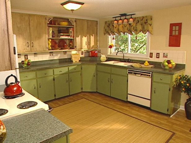 25 best images about kitchen cabinet makeovers ideas on - Kitchen cabinet diy makeover ...