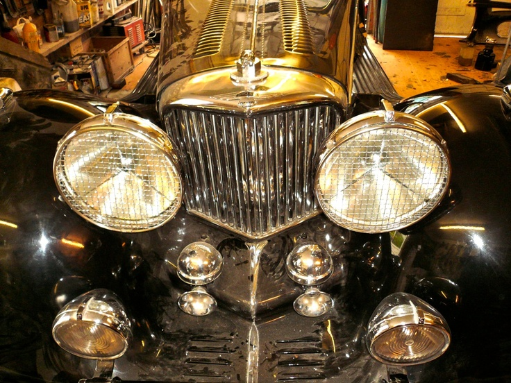 1947 Jaguar