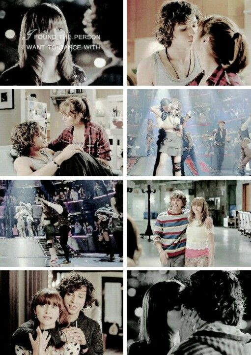 Moose and Camille... Step Up All In tumblr