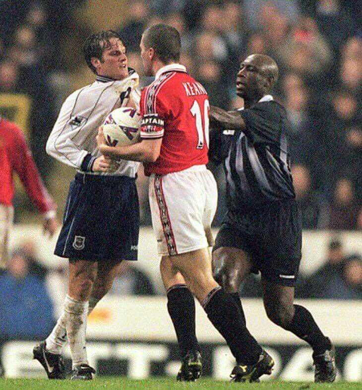 Miss you Roy Keane