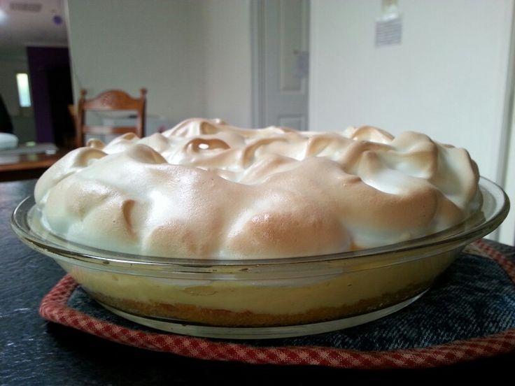 Lemon Meringue. My absolute favorite dessert!