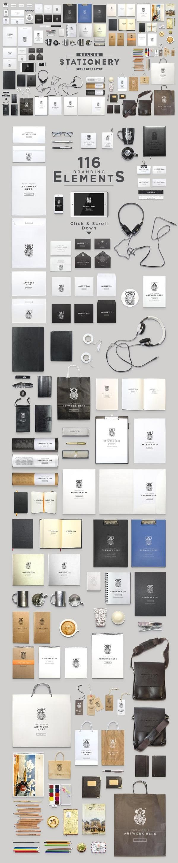We've handpicked 91 of our top design products for this very special bundle. Discover all the amazing design goods 97% off only on Creative Market. (Sale Ends 5/19)
