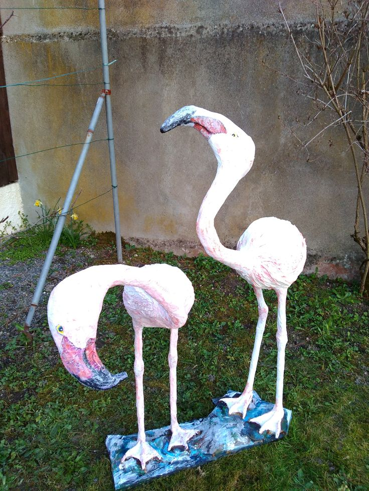 flamants roses  boutique feedepapier etsy