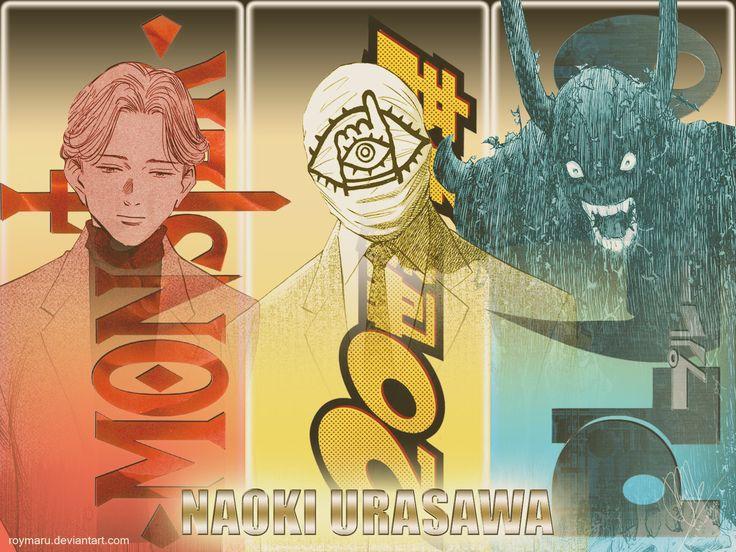 naoki urasawa artwork wallpaper - Google Search