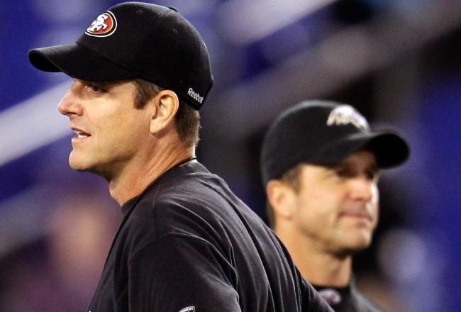 NFL Playoff Predictions: Only One Harbaugh Will Coach in Super Bowl