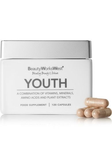 Beauty Works West - Youth Supplement (120 Capsules) - Colorless