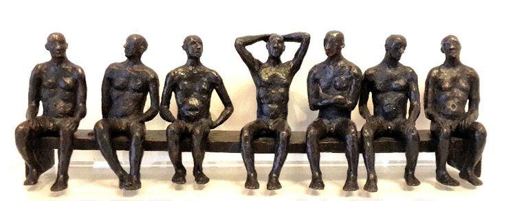 Grace da Costa / ,Conversations'  Bronze