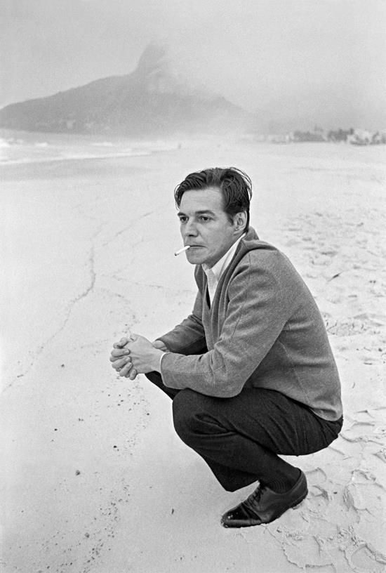 Tom Jobim in Ipanema. #Rio, I love you!                                                                                                                                                      More