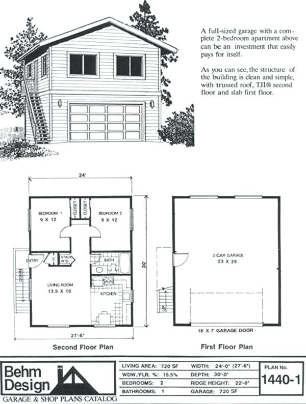 garage apartment floor plans do yourself garage apartment ...