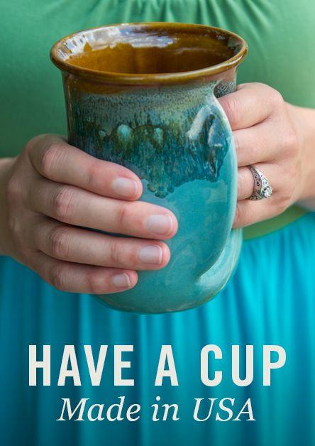 Handwarmer Mug - Made in USA