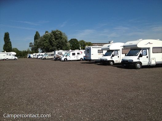 Aire de Camping-Car Amsterdam City Camp - Amsterdam (Pays-Bas)   Campercontact